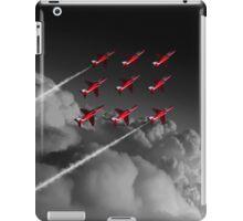 Red Arrows Diamond 9 - Pop iPad Case/Skin