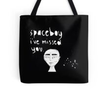 Spaceboy Tote Bag