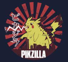 PikZilla! Kids Tee