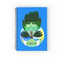 Remember to Smile! Spiral Notebook