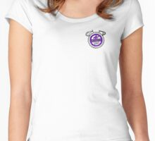 up grape soda pin 2 Women's Fitted Scoop T-Shirt