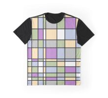 Piets Pastel Pallette Graphic T-Shirt