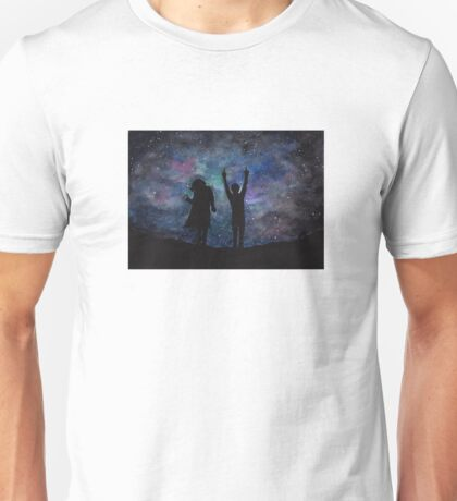 Nobody Can Drag Me Down (Harry and Louis) Unisex T-Shirt