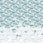 Big blue wave by StudioRenate