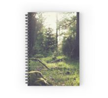 Retreat to Nature - Personal Journal Spiral Notebook