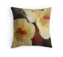 Spring Garden Floral Throw Pillows for Your Home Throw Pillow