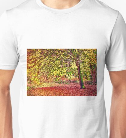 Inspired by Vincent Van Gogh Unisex T-Shirt