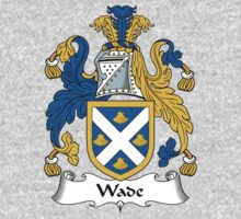 Wade Coat of Arms (Scottish) Kids Clothes