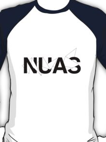 NUAS logo graphic T-Shirt
