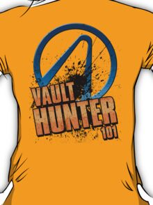 Wasteland Vault Hunter 101 T-Shirt