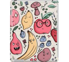 Fruits are friends iPad Case/Skin