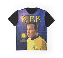 Kirk Star Trek Graphic T-Shirt