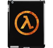 Lambda Symbol iPad Case/Skin