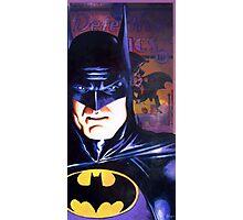 "Alex Ross ""Tribute"" BATS COVER Photographic Print"
