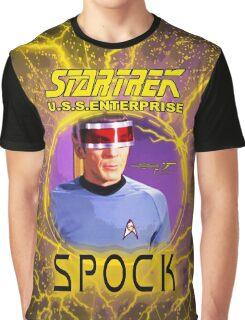 Star Trek Spock Graphic T-Shirt