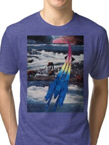 Grizzly Space Tri-blend T-Shirt