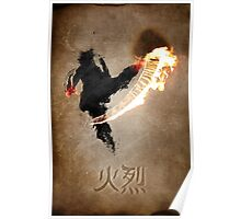 Get Bent :: Fire Poster