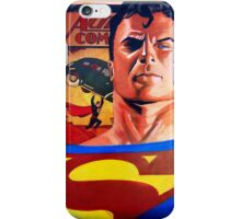 "Alex Ross ""Tribute"" SUPS COVER iPhone Case/Skin"
