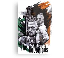 conor mcgregor Metal Print