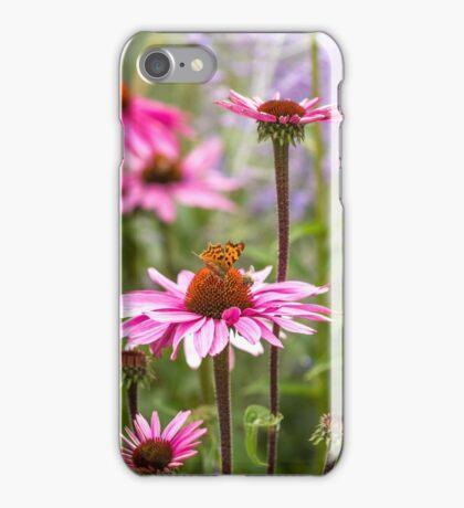 Summer garden iPhone Case/Skin