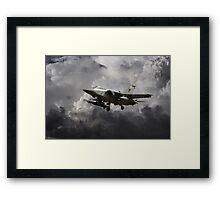 F3 Tornado Framed Print