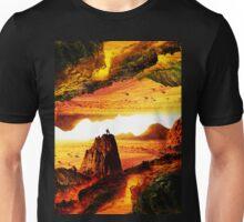 Lava Isolation  Unisex T-Shirt