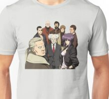 Section 9 Anime Manga Shirt Unisex T-Shirt