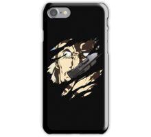 Batou Anime Manga Shirt iPhone Case/Skin