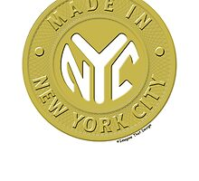 Made In New York by Traci VanWagoner