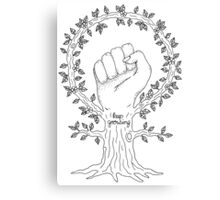 Feminist Tree Canvas Print