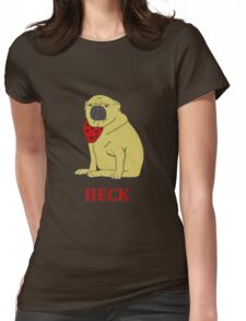 heck Womens Fitted T-Shirt