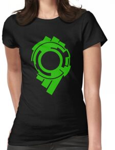 Section 9 Anime Manga Shirt Womens Fitted T-Shirt