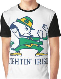 notre dame fighting irish Graphic T-Shirt
