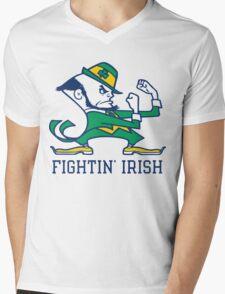 notre dame fighting irish Mens V-Neck T-Shirt