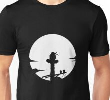Full Moon Ninja Unisex T-Shirt