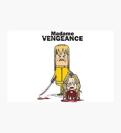 Mme Vengeance Photographic Print