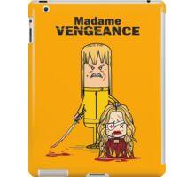 Mme Vengeance iPad Case/Skin