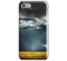 Window through the storm iPhone Case/Skin
