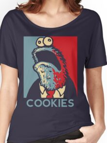 COOKIES we can believe in! Women's Relaxed Fit T-Shirt