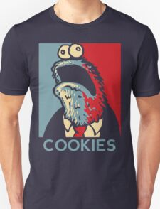COOKIES we can believe in! Unisex T-Shirt