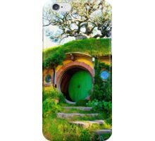 Bag End - Hobbiton, New Zealand iPhone Case/Skin