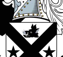Williamson Coat of Arms (Scottish) Sticker