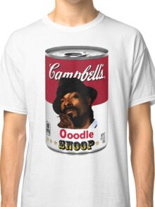Ooodle Snoop : Can 01 Classic T-Shirt