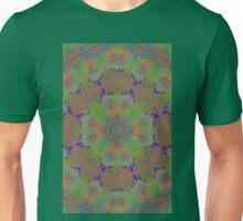 psychedelic dream catcher mandala Unisex T-Shirt