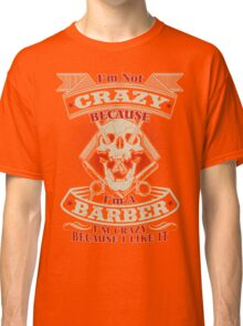 Barber Hot Collection 2016 Classic T-Shirt