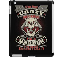 Barber Hot Collection 2016 iPad Case/Skin