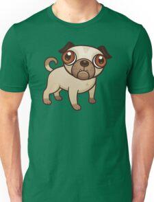 bulldog cute vector Unisex T-Shirt