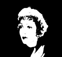 Claudette Colbert Is Pretty by Museenglish