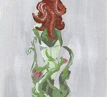 Poison Kiss by hispurplegloves