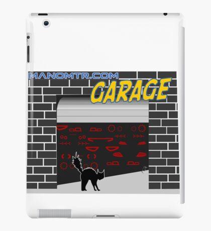 Manomtr Garage iPad Case/Skin